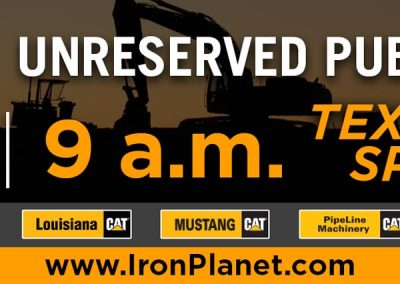 IronPlanet - Auction Billboard_CAS_Dallas_1504x416_0503_2d_posted 4-25-16